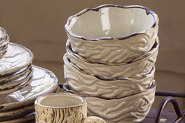 Also commonly referred to as Faux Bois this tableware is from Room Service & If It\u0027s Hip It\u0027s Here (Archives): It\u0027s White. It\u0027s Wood. It\u0027s ...