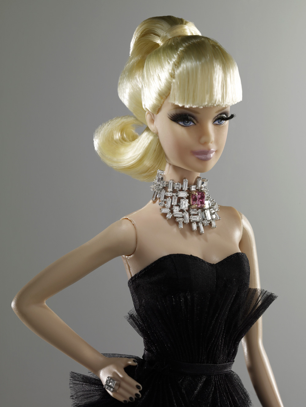 Worlds Most Expensive Barbie Doll