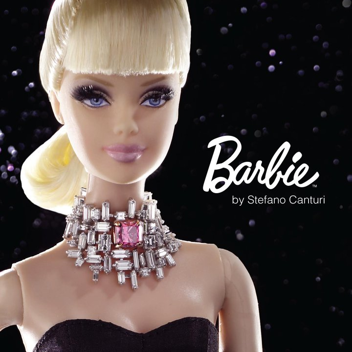 World's Most Expensive Barbie