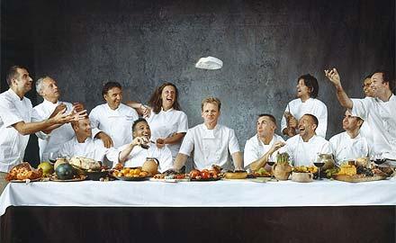 Gordon Ramsey Top Chef Last Supper