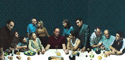 The Sopranos Last Supper