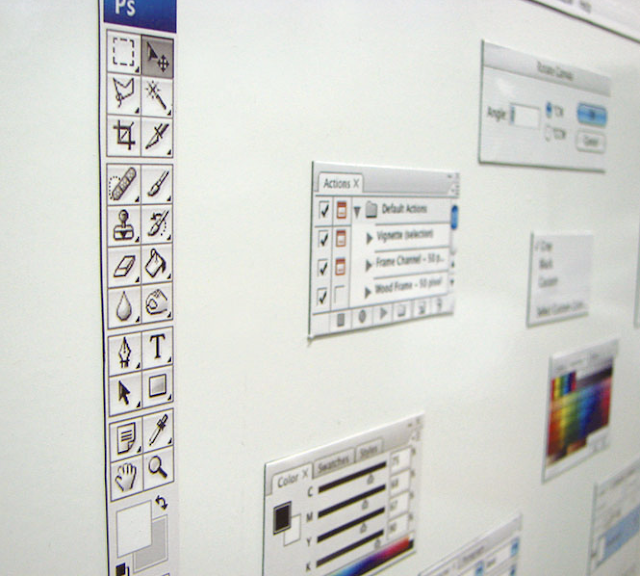 software icon magnet sets