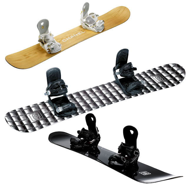 chanel snowboards