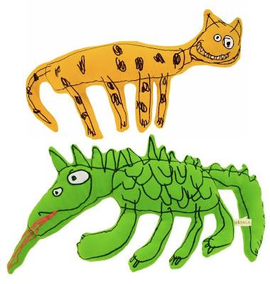 Animals custom toys