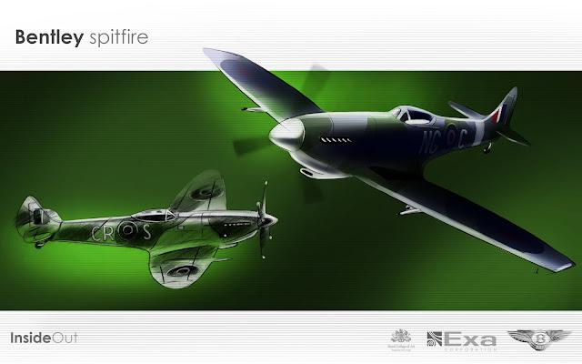 11 RCA Students Design The Future Of Bentley  The Aero-Ace