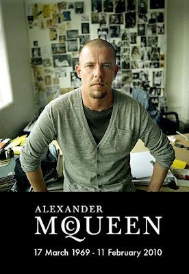 Alexander McQueen Takes His Own Life