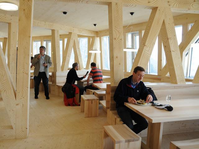 eco-friendly switzerland lodge