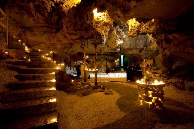 Cave restuarant