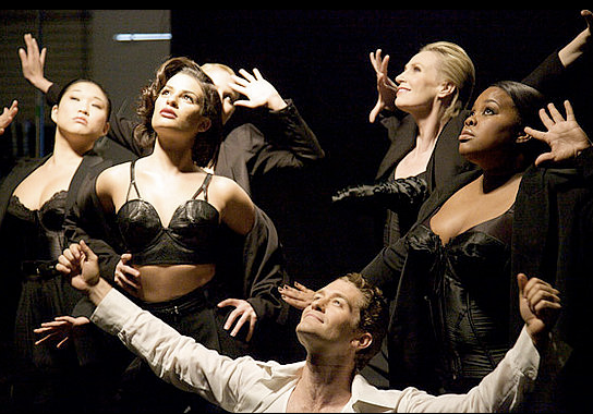 Glee does Madonna