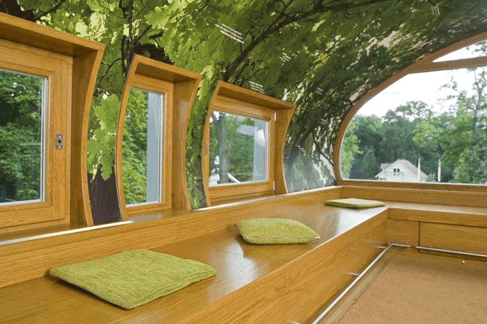 Daily Update Interior House Design More Amazing Arboreal Architecture Baumraum Tree Houses
