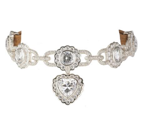 Expensive Dog Collars Diamond