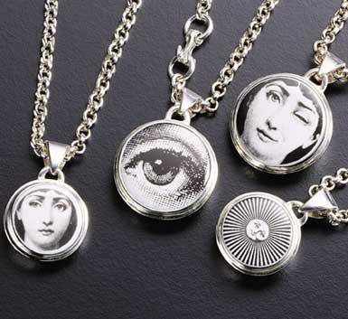 Fornasetti jewelry