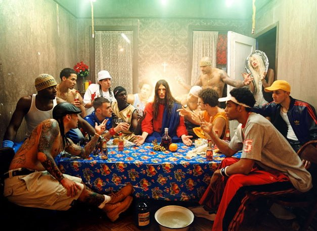 by photographer David LaChapelle