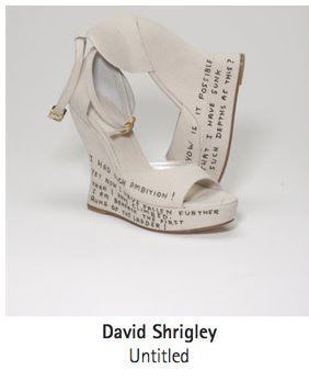 David Shrigley Shoes