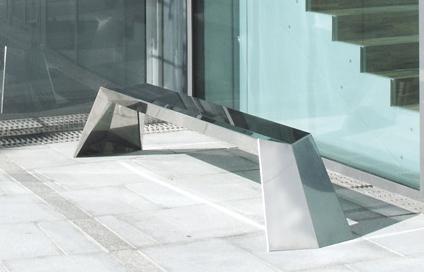 The Kantbank bench by miramondo