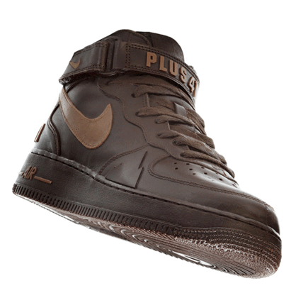 Blondel Chocolates and +41 chocolate Nike shoes