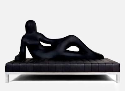driade divina sofa