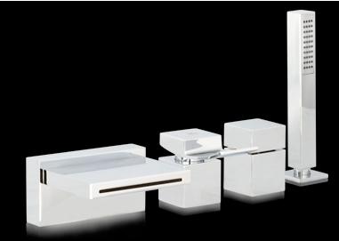 M Faucet collection