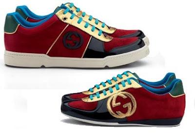 Gucci 8-8-08 Limited La Pelle Guccissima Sneakers