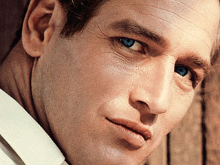 paul newman's life in pcitures