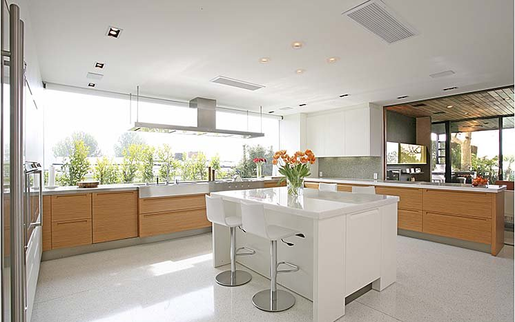 kitchen design trousdale estate