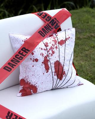 Dexter throw pillows