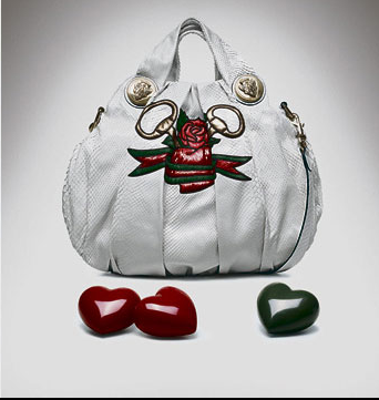 1728f1424479 Gucci Tattoo Heart Collection Benefits Unicef - if it's hip, it's here