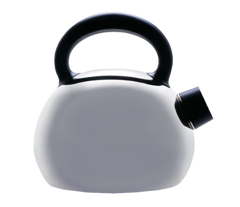 The Mami Tea kettle by Stefano Giovannoni for Alessi