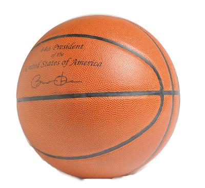 Official Obama Basketbal