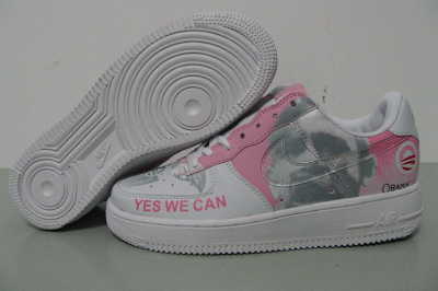 Obama Nike Air Yes We Can