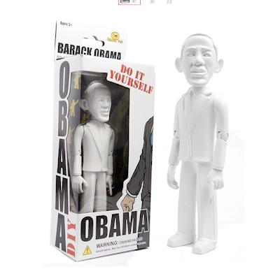 Brack Obama DIY Doll