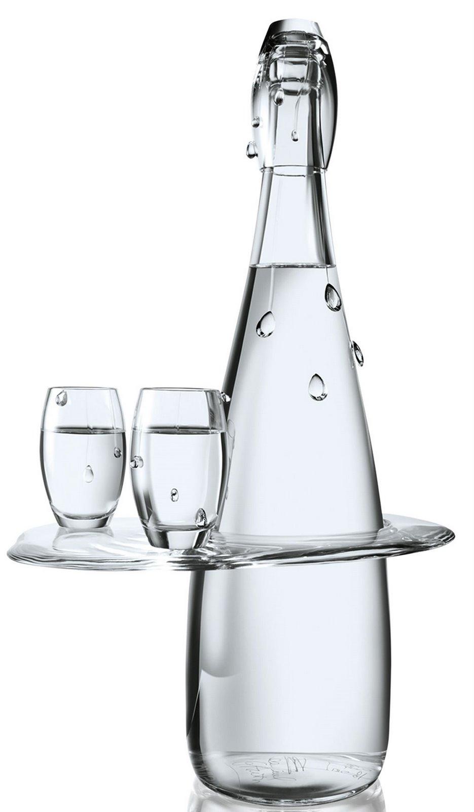 baccarat evian bottle 1 IIHIH