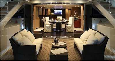 ISA 120 Luxury Yacht