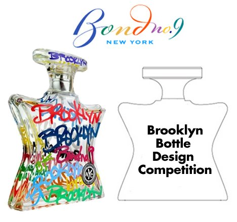 Bond no. 9 Bottle Design Competition