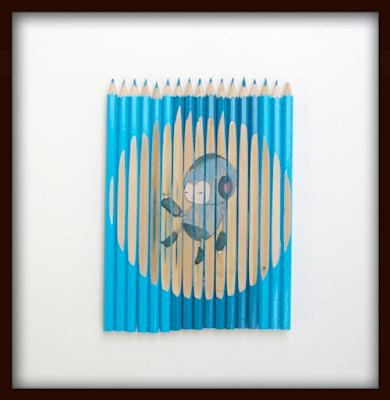 Pencil Sets by Ghostpatrol