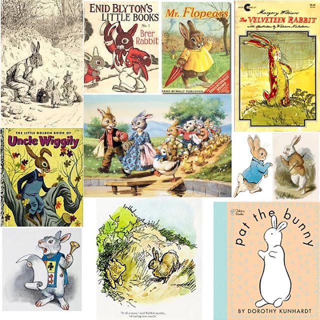 Bunnies in Classic Literature