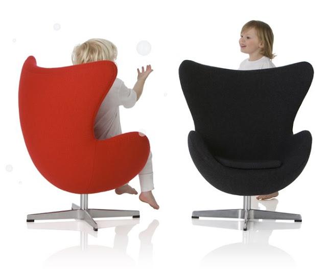 children's egg chair