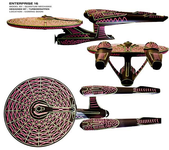 Turbo krapfen USS Enterprise