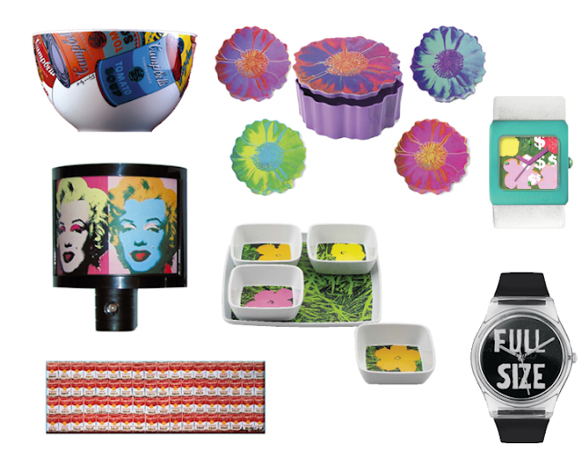 The Warhol Store collection