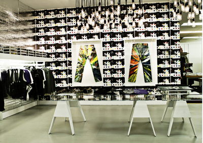 Warhol Factory X Levi's