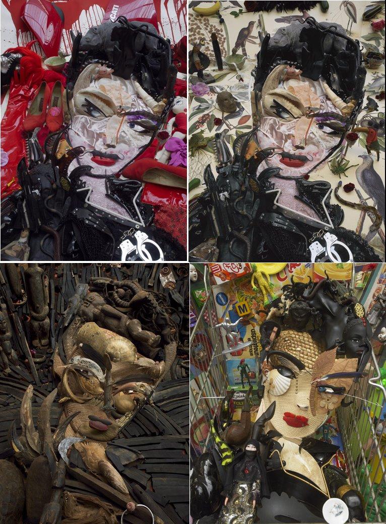 catwoman portraits by bernard pras