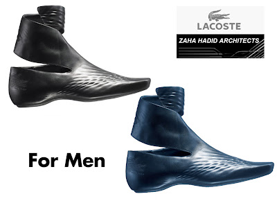 Zaha Hadid Shoes Lacoste Blue For Sale