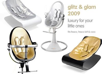 bloom baby Glitz & Glam collection