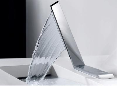 Hansa Latrava Water Faucet & Minacor Washbasin