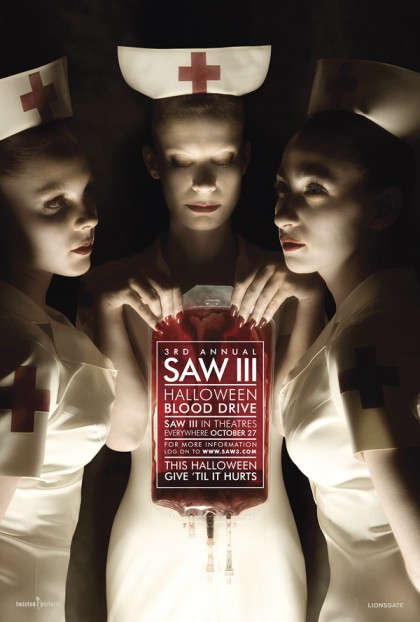 If Its Hip Its Here Archives The SAW VI Blood Drive