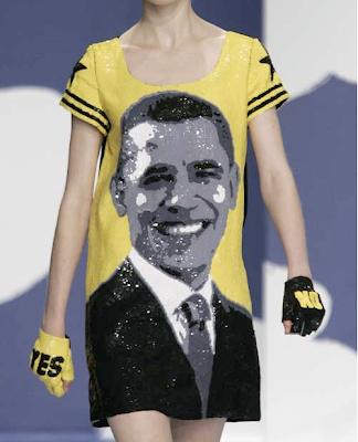 jean-charles de castelbajac obama dress