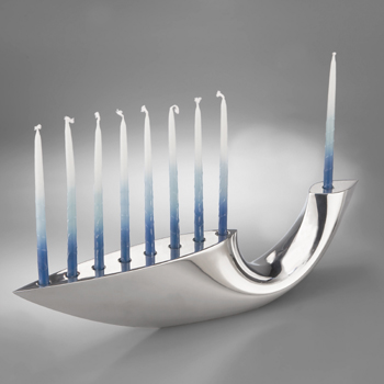 Over 220 Beautiful Modern Menorahs To Celebrate Hanukkah