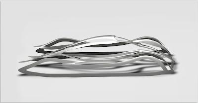 Rajesh Kutty, Sculpture of Speed