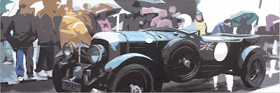 Gareth Thomas, Blower Bentley & Brollies