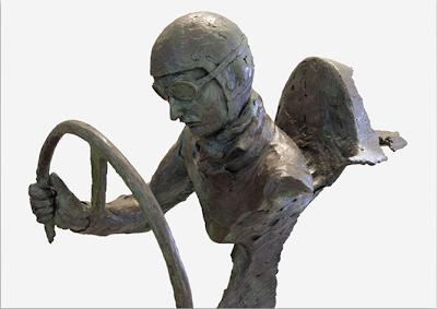 Timothy Potts sculpture